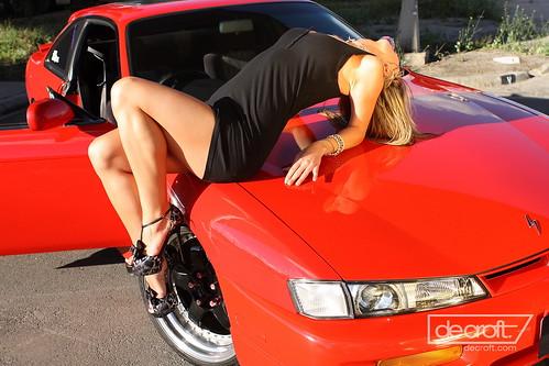 Секс в машине, секс в авто, порно в авто, минет в авто