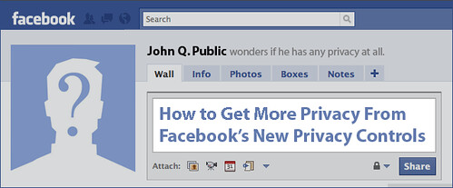 Facebook & Privacy | by redtimmy