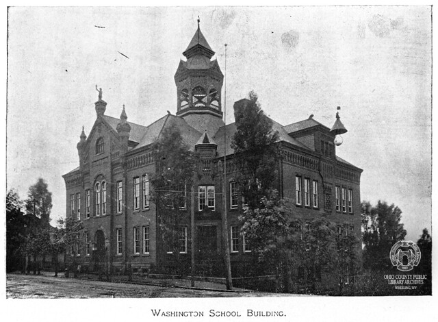 Washington School - 1st Ward