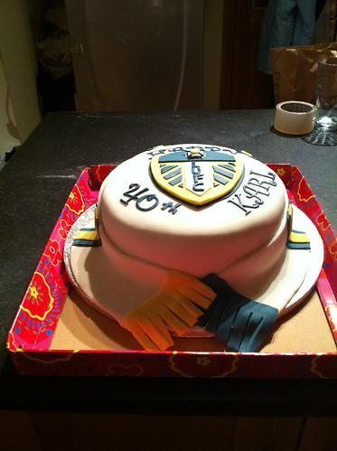 Sponge Cake Leeds