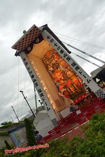 P1060767 Una Yama, Hacia la estacion de Tojinmachi (Fukuoka) 14-07-2010