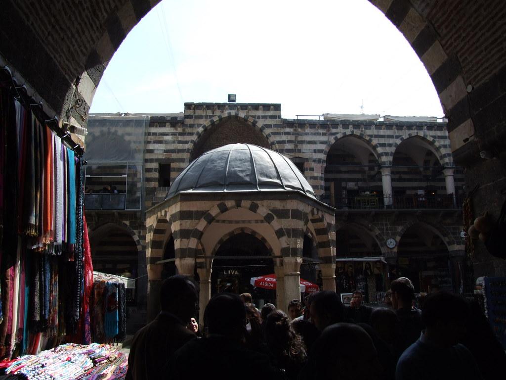 Diyarbakır historical building 07