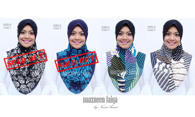 Header FB (Tudung Sarung Express Aqilla - SOLD OUT Banner)