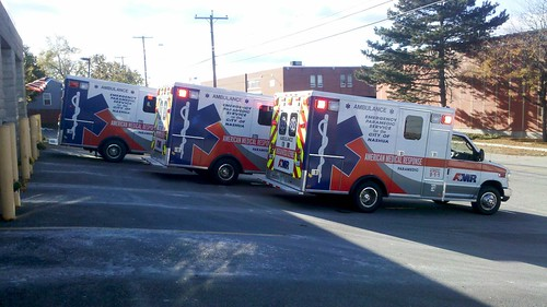 New Hampshire ambulances | by CasketCoach