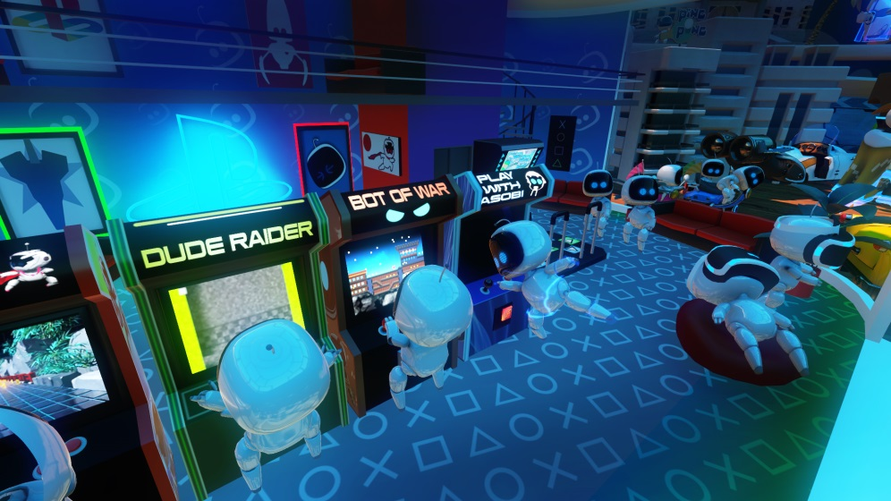 25 Datos Curiosos Sobre The Playroom Vr Atencion Contiene Caca De