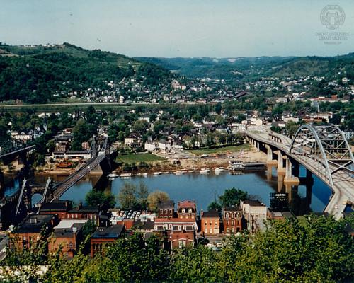 Wheeling Island Ohio River Photo By Ellis Dungan Taken D Flickr