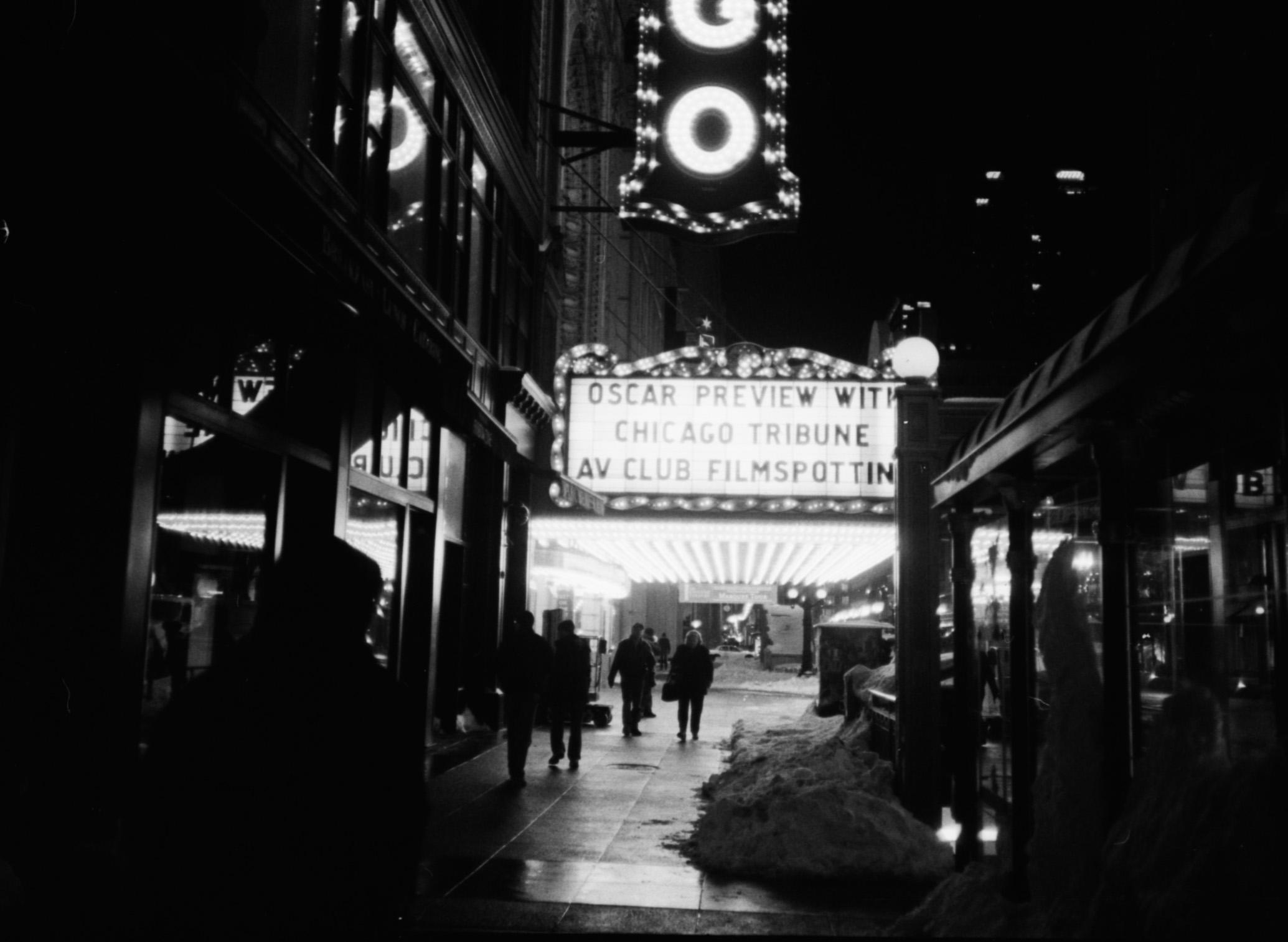 filmspotting, chicago theatre