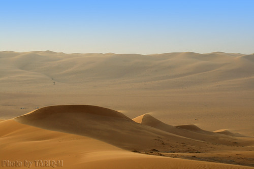 Blowing sand- Explore Front Page | by TARIQ-M