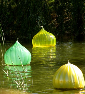 Chihuly at the Meijer Gardens in Grand Rapids | by lavenderandlime