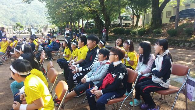 화북초등학교 한마음 한가족 가을운동회