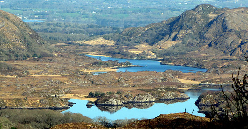 Lakes in Killarney National Park