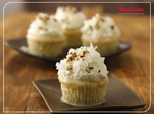 Tres Leches Cupcakes Recipe | by Betty Crocker Recipes