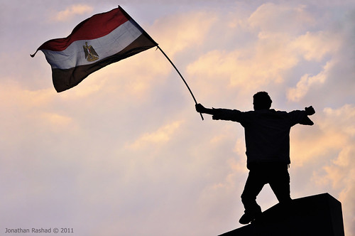 The Egyptian Revolution | by Jonathan Rashad