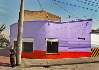 Esquina colorida Cra 13 con 47. | by susanacarrie