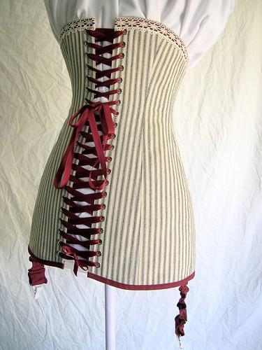 post edwardian corset | by bridges on the body