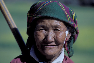 Older woman Asia | by World Bank Photo Collection