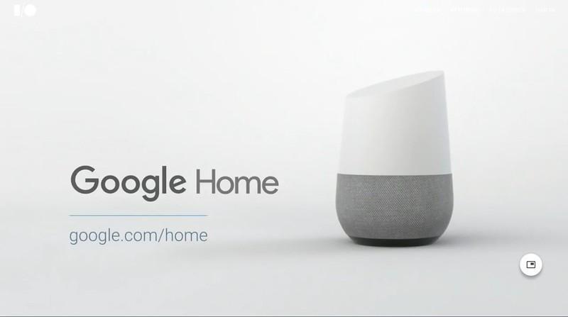 «Умное» устройство для дома Google Home