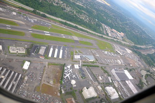 Boeing Field | by Jon Ostrower