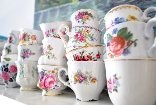Vintage china collection | by Liefgeval