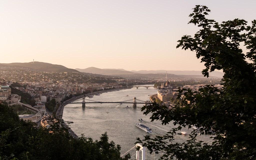 Budapest - Gellert Hill-14