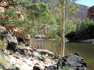 Ormiston Gorge NT | by donaldcee