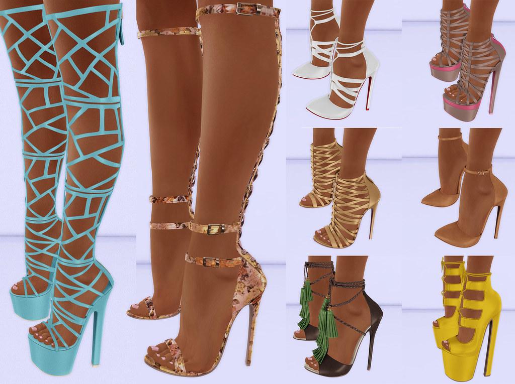 Phedora Shoes