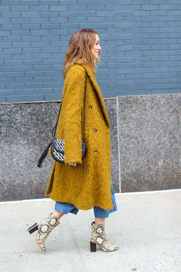 Coats streetstyle winter rainy day outfit accessories style fashion trend4