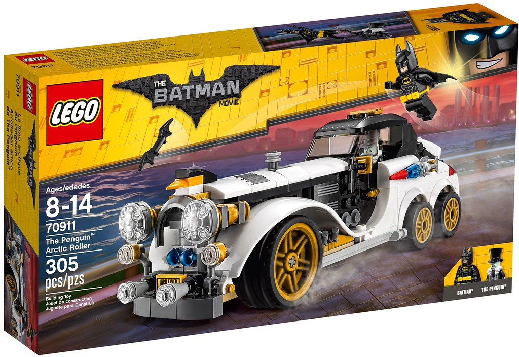 more sets from the lego batman movie revealed news the. Black Bedroom Furniture Sets. Home Design Ideas