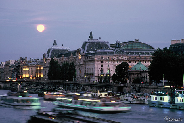 Музей Орсе. Musée d'Orsay. Paris. France