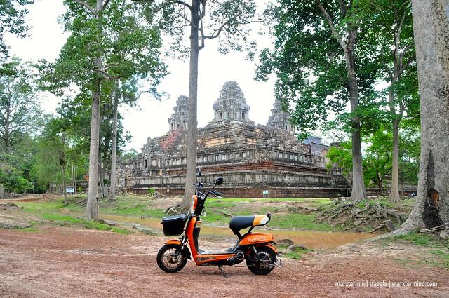 Ovelocity E-bike Angkor Siem Reap