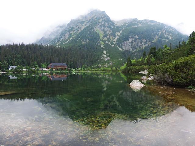 Popradske pleso, High Tatras, Slovakia