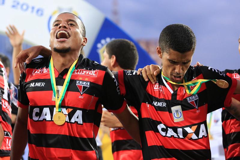 Atlético Goianiense Campeão Brasileiro da Série B