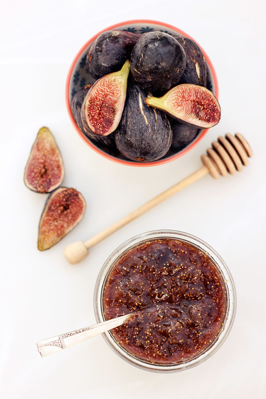 Fig Honey Jam - Gluten-free + Refined Sugar-Free