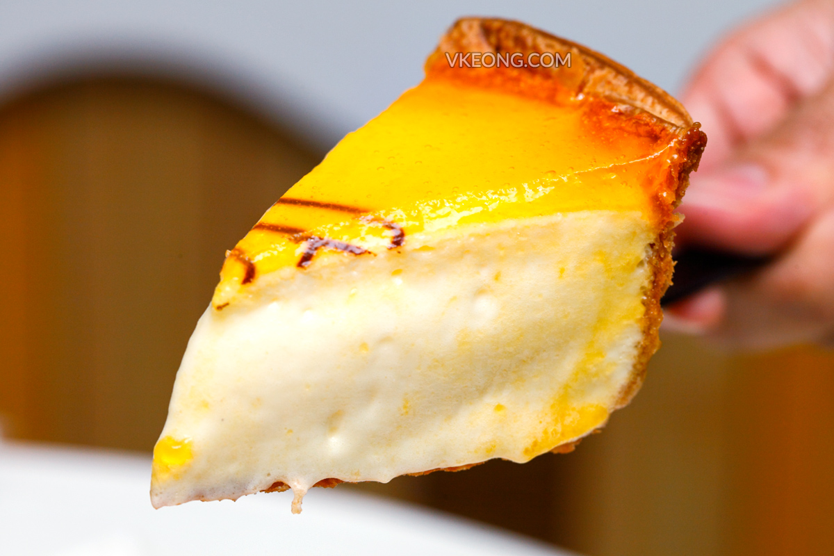 Pablo 1 Utama Cheese Tart Slice