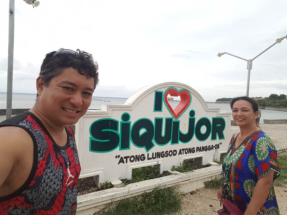 Siquijor Enchanted Backpack Getaway