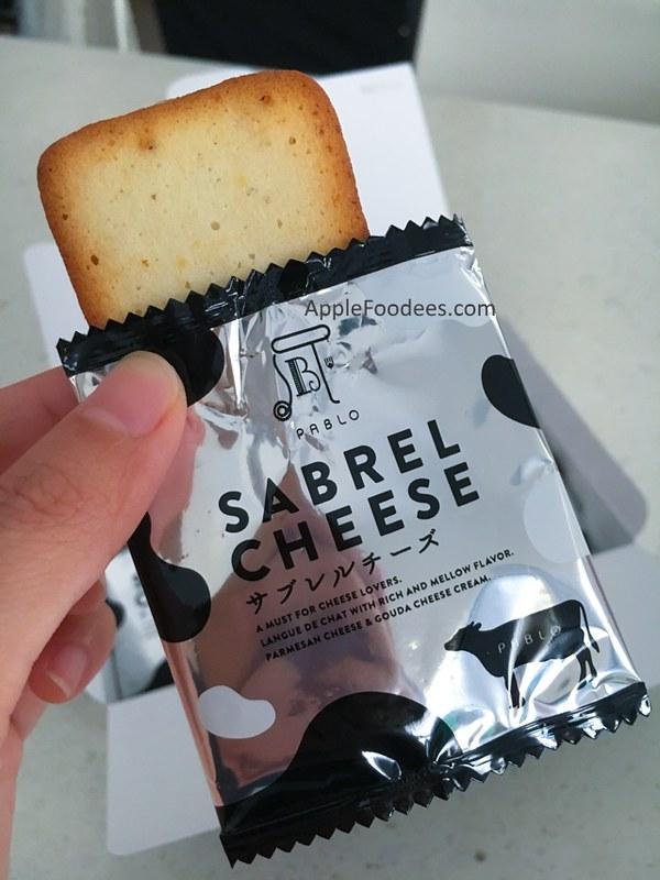 Sabrel-Cheese