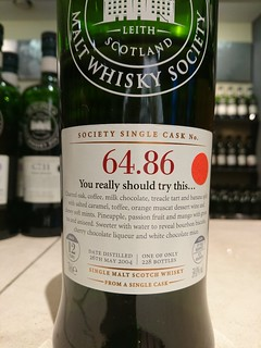 SMWS 64.86 - You really should try this...