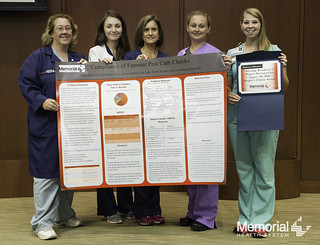 2016 Nurse Residency Poster Presentation