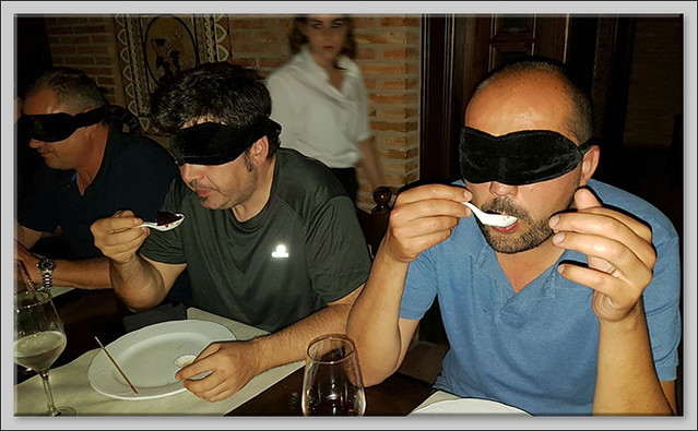 Cena a ciegas en Calahorra (1)