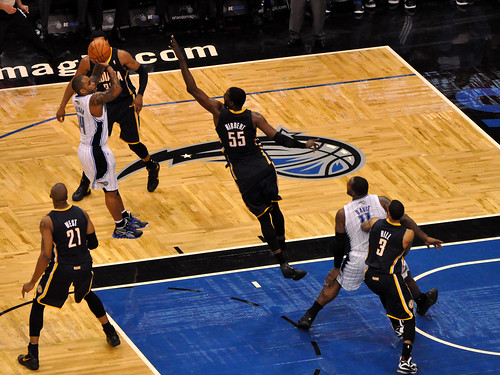 Jameer Nelson Jump Shot | by jrg1975