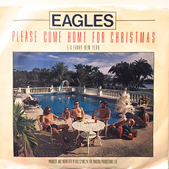 EAGLES:PLEASE COME HOME FOR CHRISTMAS(JACKET A)