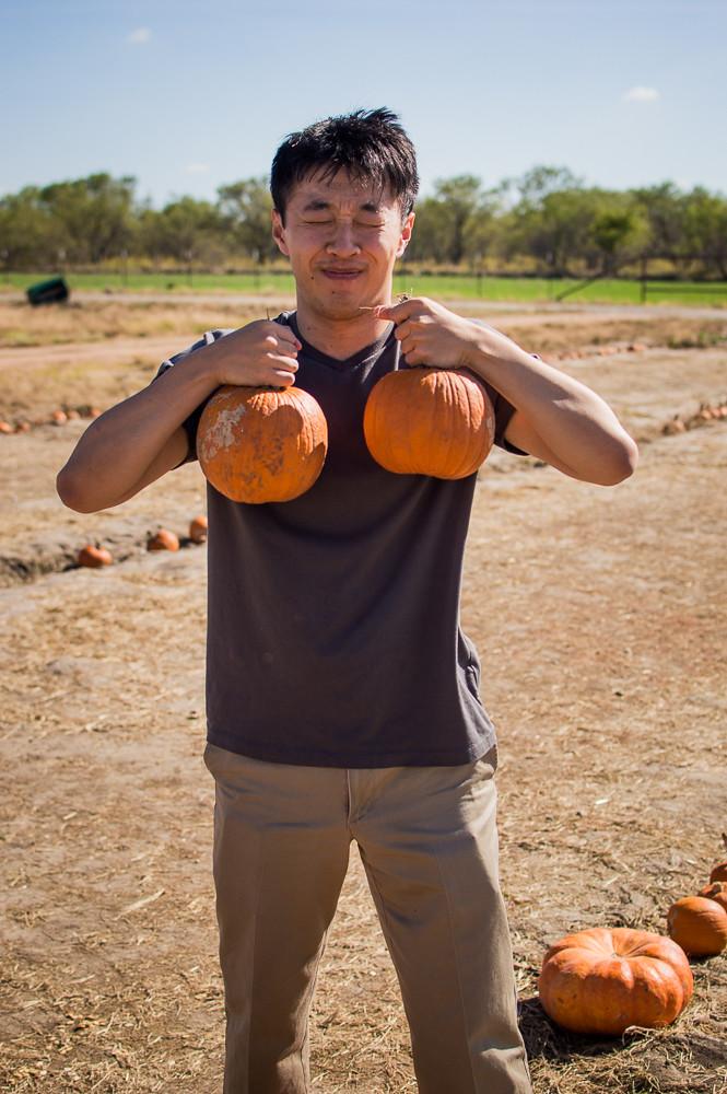 Pumpkin Picking-8
