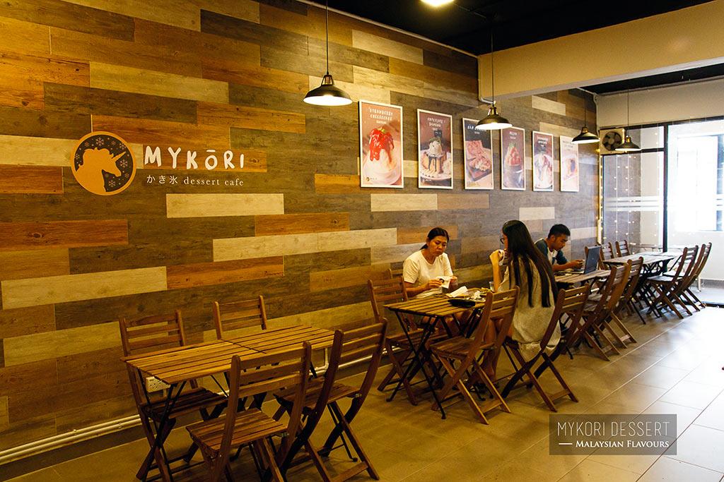 MyKori Dessert Cafe Puchong Jaya