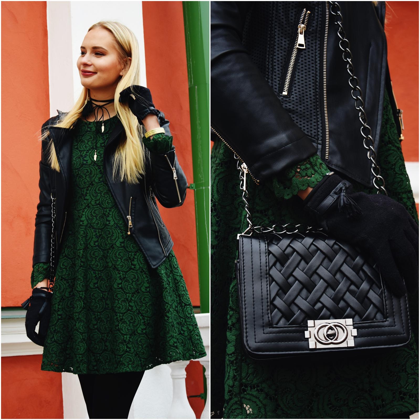 Fashion blogger goes to fashion week