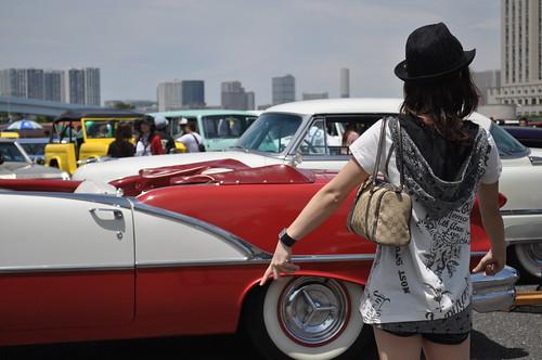 1956 Oldsmobile Super 88 Convertible
