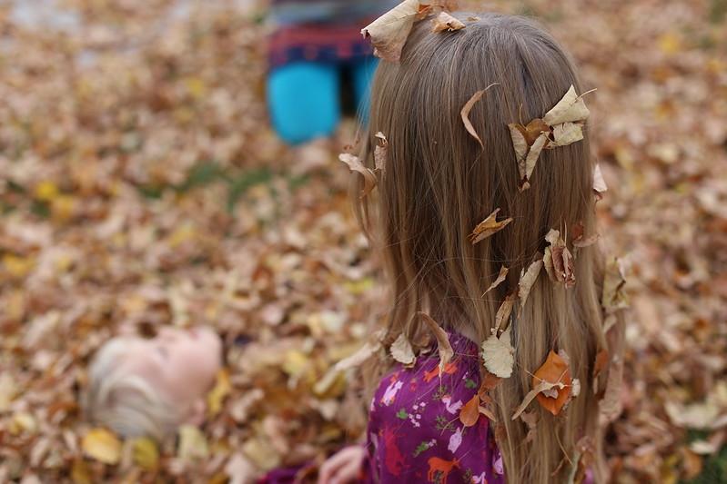leaf hair