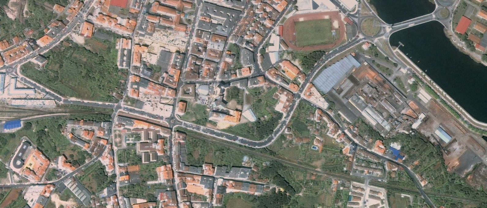 pontevedra, get grean, antes, urbanismo, planeamiento, urbano, desastre, urbanístico, construcción