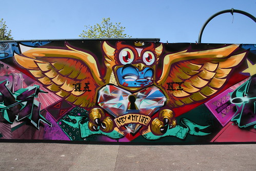 Mr.Wany in Mosaic France 2012! | by Heavy Artillery