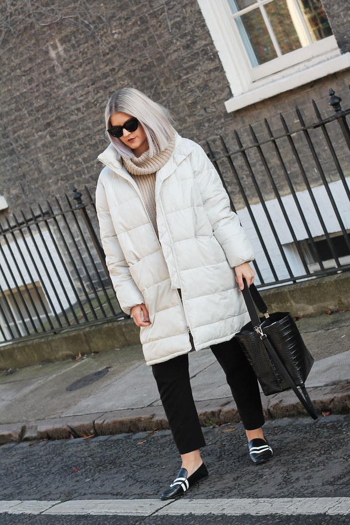 H&M puffa jacket 3