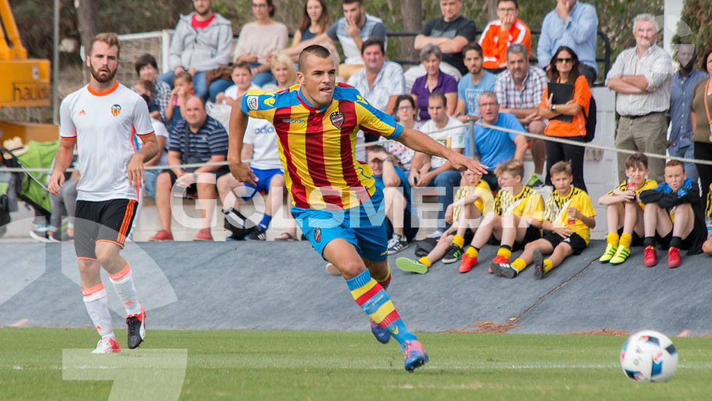 """Valencia CF SAD """"A"""" 2 - 2 """" Levante U.D. SAD """"A"""" Juvenil division de honor (Carlos Alcalde) J6"""